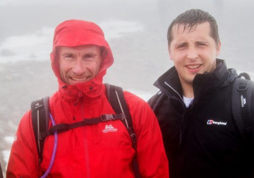 Spencer Group's Magnificent Eight Climb the Highest Peaks for Charity cover image