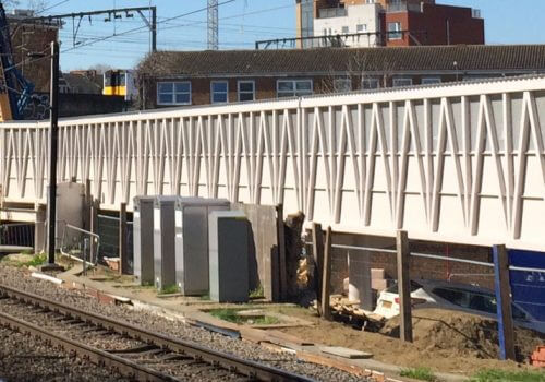 Spencer Rail set to complete improvement works at both Hackney stations cover image
