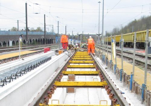 IEP Upgrade Works begin on East Coast Main Line's Second Rail Depot cover image