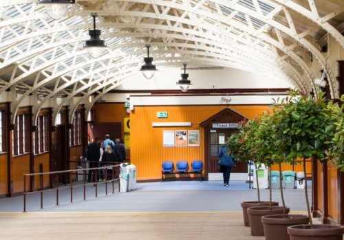 Spencer Group completes 100-year-old station refurbishment at Wemyss Bay cover image