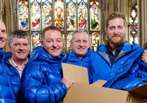 Spencer Group and Arco back Holy Trinity's Kilimanjaro quest cover image