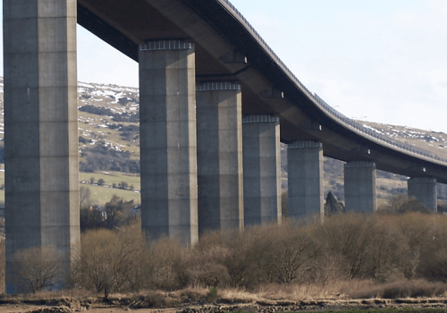Erskine Bridge project underway, as Spencer Group provide essential maintenance cover image