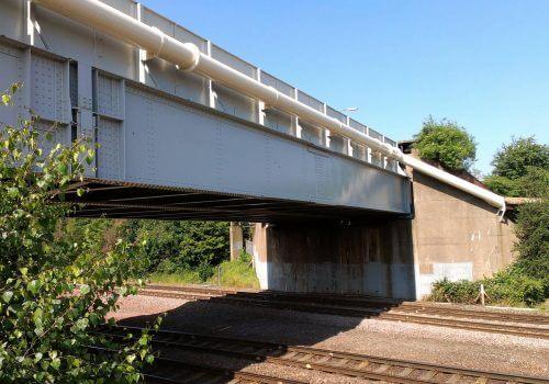 Aldwarke Bridge cover image