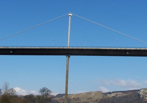 Erskine Bridge Access & Cable Painting cover image