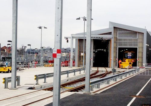 New Cross Gate Depot cover image