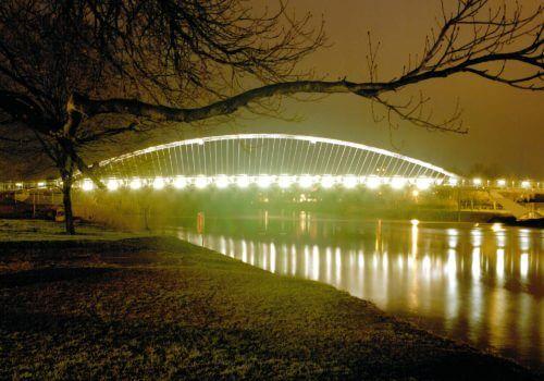 York Millennium Footbridge cover image
