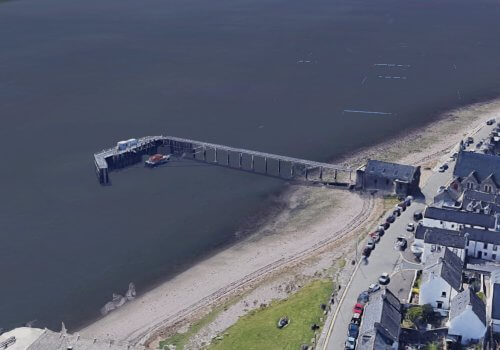 Broughty Ferry Jetty cover image