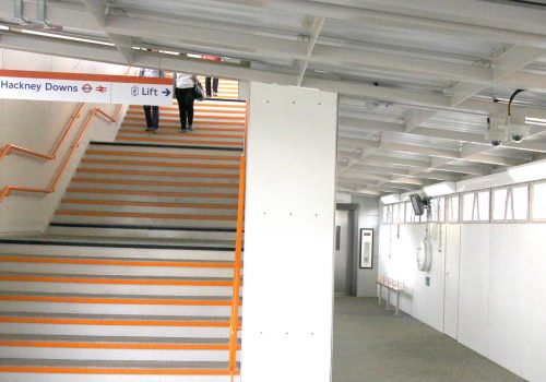 Hackney Station cover image