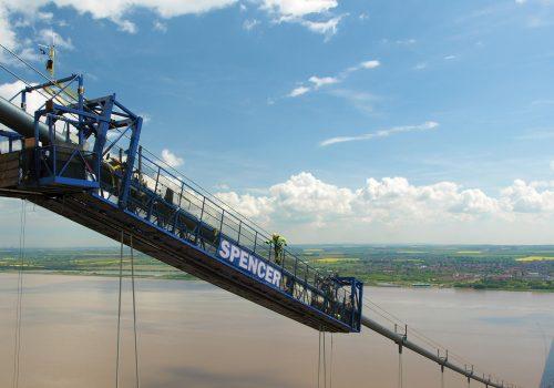 Humber bridge Dehumidification cover image