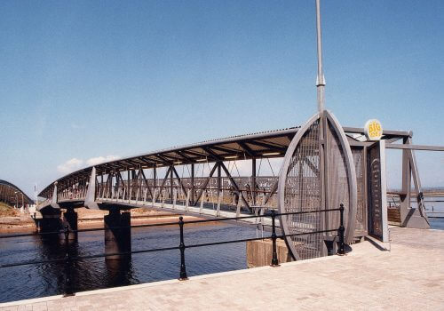 Irvine Bridge cover image