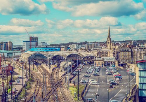Newcastle Station cover image