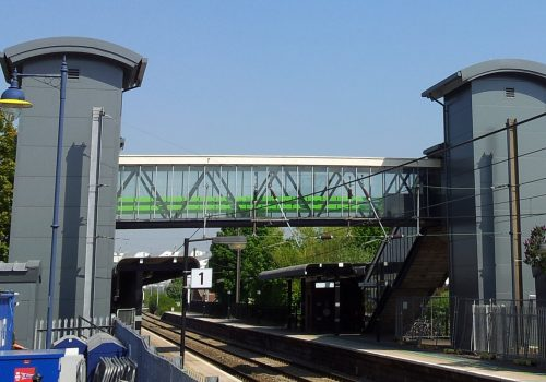 Northfield and  Selly Oak Stations cover image