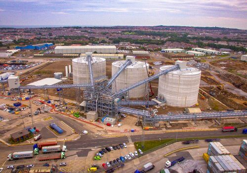 Lynemouth Power Station Biomass Conversion Project cover image