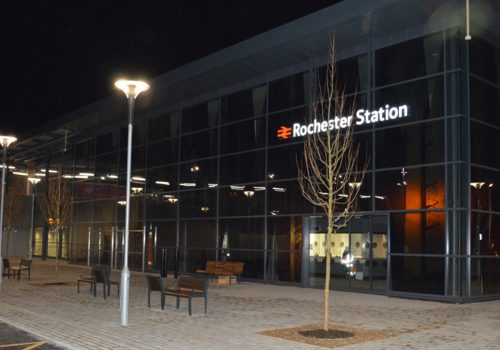Rochester Station cover image