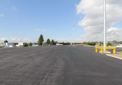 Thor Shipping Paving Works cover image