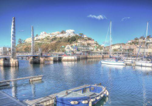Torbay Footbridge cover image