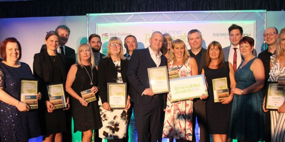 Spencer Group hailed as Humber green energy champion