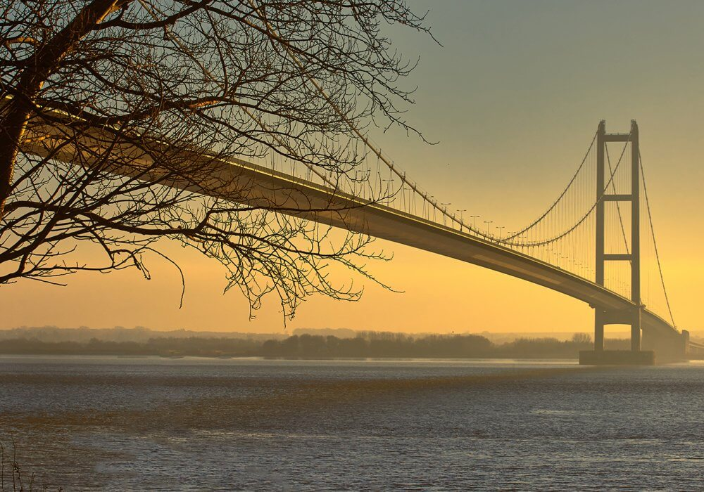 Spencer Group brings engineering expertise home to iconic Humber Bridge