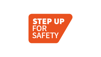 Step Up for Safety logo