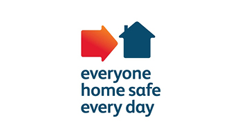 Home safe every day logo