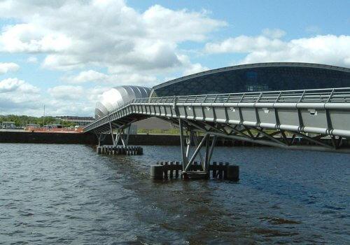 Glasgow Science Centre Bridge cover image