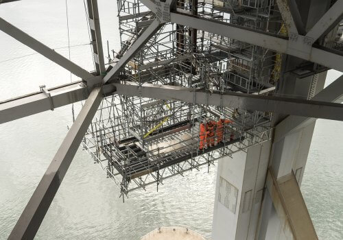 Forth Road Bridge Truss End Link Replacement cover image