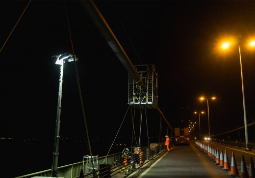 Humber Bridge Hanger Replacement cover image